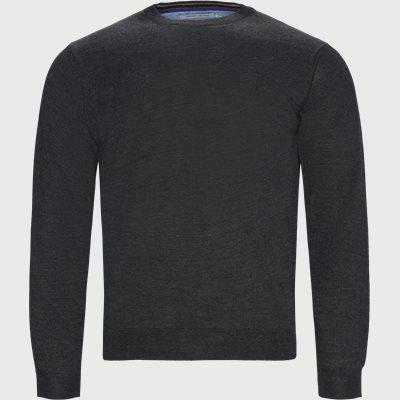 Cervo Striktrøje Regular | Cervo Striktrøje | Grå